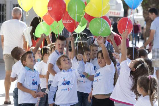 UNICEF - Otvaranje ureda u Splitu - Rusulica
