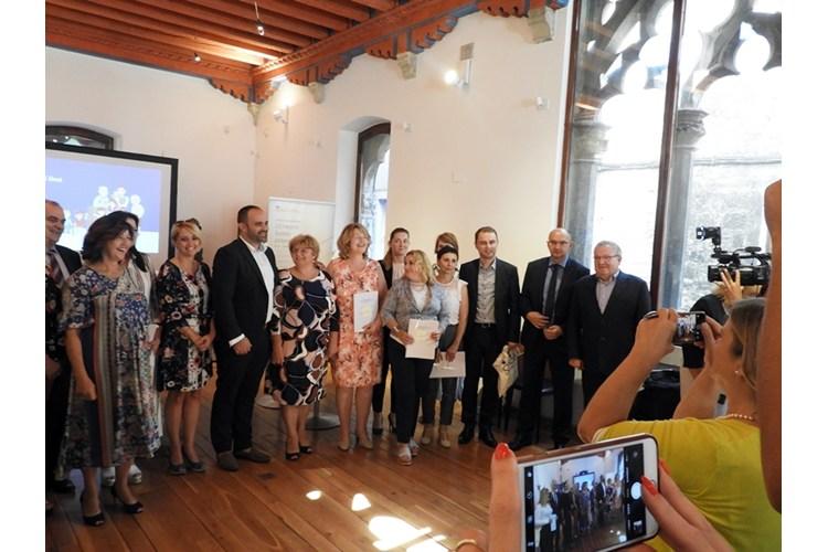 """Vrtićima dodijeljeno 103 milijuna kuna iz EU, ministrica Murganić: """"Želimo da svako dijete bude upisano"""""""