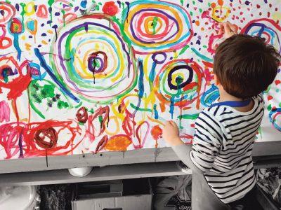 Izložba: Dijete, cjelovitost, umjetnost, krug