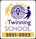 Awarded eTwinning School Label 2021-22