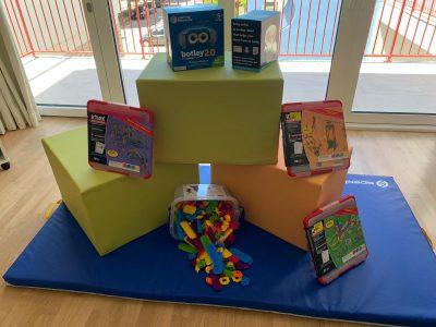 Zahvaljujući Rotary Clubu Split darovita djeca iz vrtića 'Ružmarin' dobila pametne igračke.